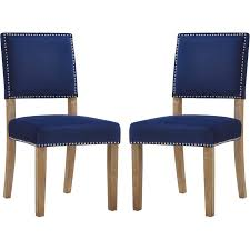 Oblige Dining Chair In Navy Blue Fabric & Wood (Set Of 2) By Modway Fairy Contemporary Fabric Ding Chairs Set Of 2 Navy Blue Shelby Chair In Channel Tufted Velvet By Meridian Fniture Hanover Mcer 5piece Patio With 4 Cushioned And A 40inch Square Table Mercdn5pcsqnvy Colston Silver Leaf Including Brookville Harley Traditional Microfiber Details About Bates New Opal Room Gold William