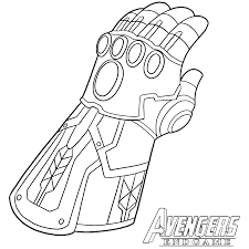 Thanos Thanoscoloringpage337 Coloring Pages