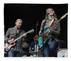 Tedeschi Trucks Band Fleece Blanket For Sale By Concert Photos