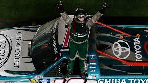 100 Nascar Truck Race Live Stream Austin Hill Wins Wild NASCAR Series Season Opener In Overtime