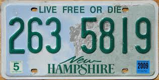 House Rejects Bill to Give N H Motorists a Choice on
