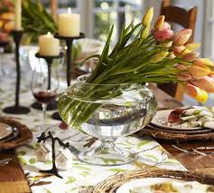 Cheerful Easter Dining Table Decorating Ideas For You Beautiful Decorations With Water