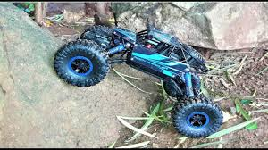 100 Waterproof Rc Trucks For Sale Remote Control Monster Truck RC Rock Crawler 118 Scale 4WD Rally