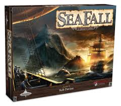 Plaid Hat Games Seafall Board Game: Amazon.co.uk: Toys & Games