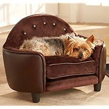 Amazon Dog Couch Bed Luxury Elevated Pet Sofa Deluxe