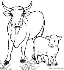 Coloring Pages Dog Breeds Flowers For Adults Butterfly Free Cow Calf