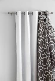 Grommet Insulated Curtain Liners by Lite Out Lite Out Solid Blackout Thermal Grommet Signal Curtain