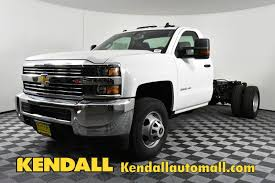 New 2018 Chevrolet Silverado 3500HD Work Truck 4WD In Nampa #D180615 ...