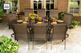 Discount Outdoor Furniture Rectangular Patio Dining Table Stores Near Me 6 Person Dimensions