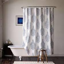 Shower Curtain west elm