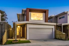 100 Modern Townhouses Geelong West Double Storey Townhouse Builders Project Circular