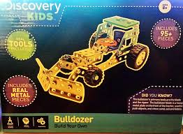 100 Build Your Own Truck Amazoncom Discovery Kids Bulldozer Or Dump