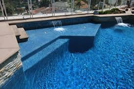 Npt Pool Tile Palm Desert by Dark Blue Pool Finish National Pool Tile Group