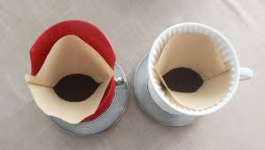 Insert A Melitta Coffee Filter And Scoop In The Ground I Added 2 Teaspoons Of Melittas European Deluxe Roast