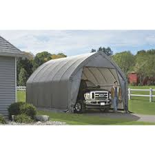FREE SHIPPING — ShelterLogic Instant Garage-in-a-Box For SUV/Truck ...