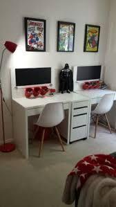 Ikea Besta Burs Desk by Kid Room Book Ledges Ikea Besta Burs Desk And White Eames Shell