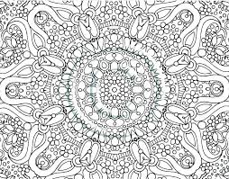 Full Page Mandala Coloring Pages For Adults Size Of Abstract Printable