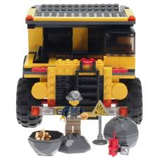 100 Lego Mining Truck LEGO City 4202 DECOTOYS