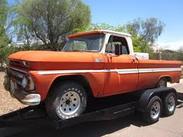100 65 Gmc Truck Chevy Original Paint Arizona Pickup Chevy