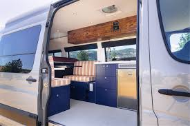 100 Vans Homes Outside Van Turns Cars Into TrickedOut Tiny On Wheels
