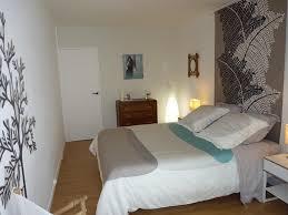 style de chambre adulte chambre parentale au style nature avec une pointe de modernité
