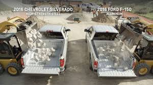 Chevy Silverado Truck Bed Vs Ford F-150