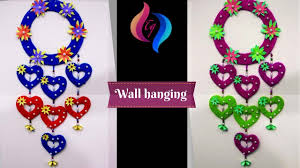 Wall Hanging Craft Ideas