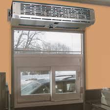 Berner Air Curtains Uae by Air Curtain Heater Rooms
