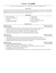 Samples Of Resume Summary Example Statement Job Examples