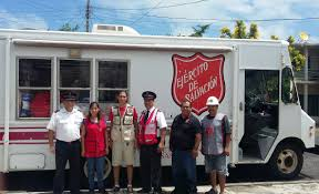 The Salvation Army Responds To Mexico City Earthquake As Relief ...