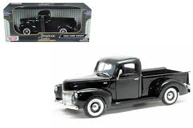 1940 Ford Pickup Truck Black 1/18 Scale Diecast Model By Motor Max 73170 1956 Ford F100 Pickup Truck 124 Scale American Classic Diecast World Famous Toys Diecast Trucks F150 F 1953 Car Package Two 143 Scale 2016f250dhs Colctables Inc New 1940 Black 125 Model By First Chevrolet Chevy 2017 Dodge Ram 1500 Mopar Offroad Edition Hobby 1992 454 Ss Off Road Danbury Mint For 1973 Ranger Red White 118