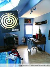 chambre stylé ado photos décoration de chambre d ado garçon contemporain xxe bleu