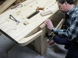 roubo workbench features part 1 youtube