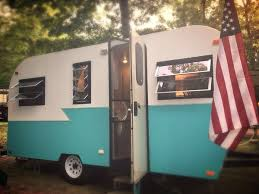 Vintage Style Camper Campers RVs In Burlington CT