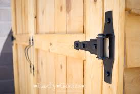 scintillating how to make a wooden shed door gallery best