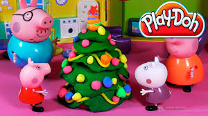 Itwinkle Christmas Tree by Play Doh Peppa Pig Christmas Tree Make Beautiful Christmas Tree