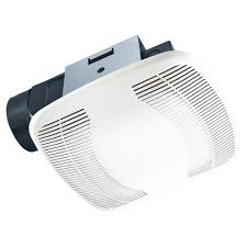 Install Bathroom Vent No Attic Access by Nutone 50 Cfm Wall Ceiling Mount Exhaust Bath Fan 696n The Home