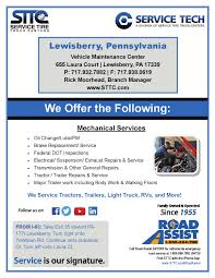 STTC(Vehicle Maintenance Center) - Lewisberry, Pennsylvania By ... 6 E Green St Weminster Md 21157 Property For Lease On Loopnetcom Service Is Our Signature Sttc By Tire Truck Centers Issuu Manager With Welcome To Youtube Midway Ford Center New Dealership In Kansas City Mo 64161 Lieto Finland November 14 2015 Lineup Of Three Used Volvo Oasis Fort Sckton Tx Tires And Repair Shop Fleet Care Services Commercial Truck Center Llc Sttc Competitors Revenue Employees Owler Company Profile Sullivan Auto