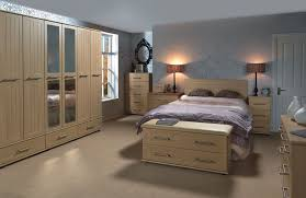 Image Of Ranch Oak Furniture Bedroom
