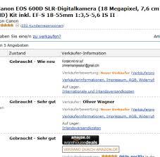 OnlineShopping Betrüger Zocken AmazonKunden Mit Angeboten Ab WELT