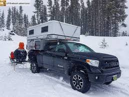 Best Pop Up Truck Camper For Winter Use | Expedition Portal