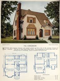 Blueprints House 62 Beautiful Vintage Home Designs Floor Plans From The