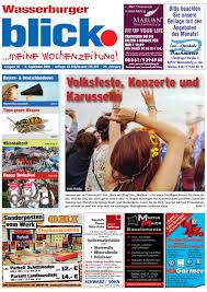 wasserburger blick ausgabe 35 2016 by blickpunkt verlag