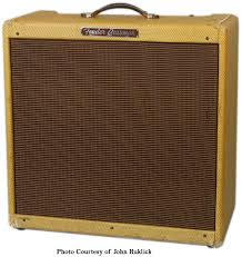 Fender Bassman Cabinet Plans by Fender Narrow Panel Tweed Bassman U2013 Ampwares