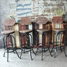 Licious Unfinished Wooden Bar Stools Wood Wholesale Swivel ...
