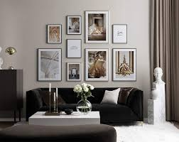page 3 picture wall inspiration stylish gallery walls at