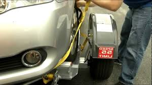 Tow Dolly Equipment Instructions - Penske Truck Rental - YouTube