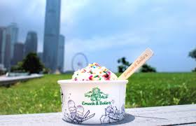 July Is National Ice Cream Month And For The First Time Popular Store Emack Bolios Are Bringing Celebration To Hong Kong With A Whole