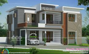 100 Modern Home Floor Plans 2728 Square Feet 4 Bedroom Modern Home Plan Kerala Home Design And
