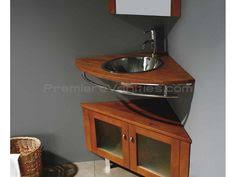 Small Corner Bathroom Sink And Vanity by Corner Bathroom Sinks Creating Space Saving Modern Bathroom Design